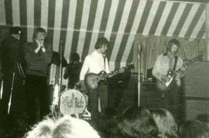 The Yardbirds with Eric Clapton AND Jeff Beck
